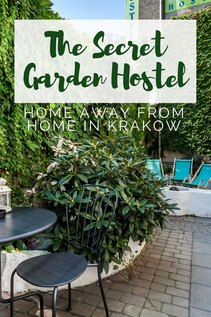 The Secret Garden Hostel is located in Kazimierz, Krakow's historic Jewish District, nestled between the Old Town and the Vistula river. I got the best of both worlds: a short walk into the Old City and a buzzing network of trendy shops, quirky bars and arty restaurants with authentic and cheap food in the Jewish Quarter. I was especially happy that I had so many vegan and gluten-free options close by! Thanks Secret Garden for the super chilled stay.  #krakow #krakowhostel #poland