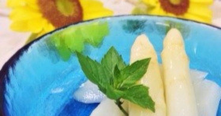 ホワイトアスパラの茹で方 by haruるんるん♪ [クックパッド] 簡単おいしいみんなのレシピが252万品