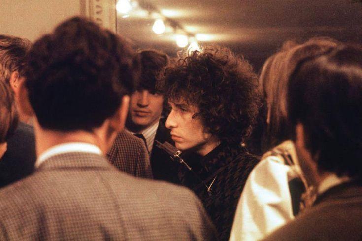 3- Bob Dylan. Rick Danko