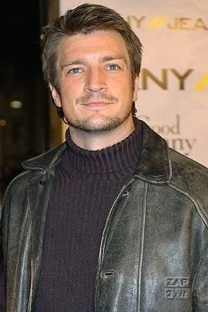 Nathan Fillion - I really love this picture of him                              …
