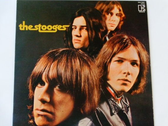 The Stooges  I Wanna Be Your Dog  Proto Punk  by notesfromtheattic