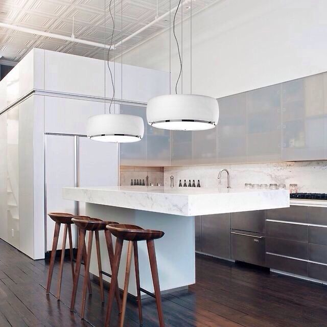 Kitchen. Modern. Minimalistic