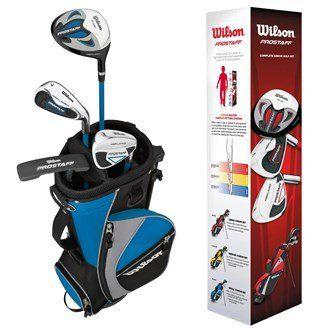 clubs de golf enfants