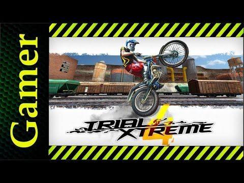 Андроид игры | Trial Xtreme 4 | гонки андроид