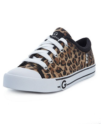 G by GUESS Sneakers in leopard print.  Decisions, decisions, decisions!