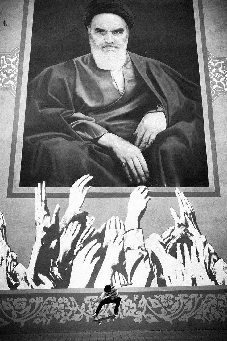 W Iranie rozkwita scena deskorolki – zobacz ją na zdjęciach