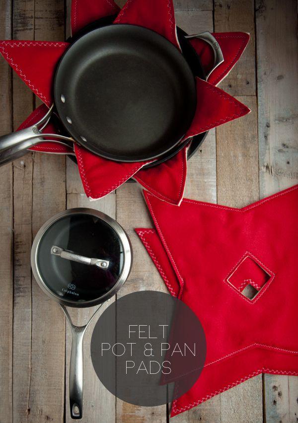Felt Pot & Pan Pads