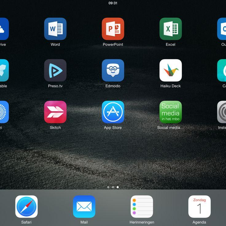 Gebruik als docent de iPad om je werk lichter, leuker, makkelijker en slimmer te maken! Ontdek deze gratis apps uit de App Store die ideaal zijn voor het onderwijs!