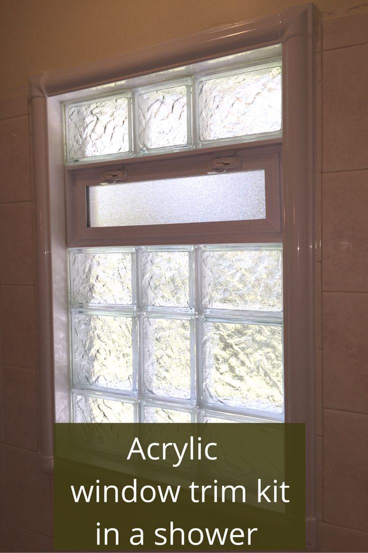 25 Best Ideas About Shower Window On Pinterest Shower