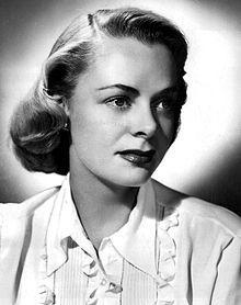 June Lockhart 1947.JPG  I did not realize June Lockhart was first generation American.  Wikipedia;  Born in New York City, Lockhart is the daughter of Canadian-born actor Gene Lockhart and English-born actress Kathleen Arthur Lockhart.