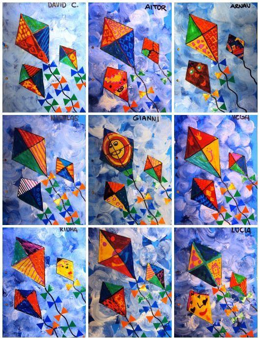 teacher appreciation ideas for first grade art projects - Google Search