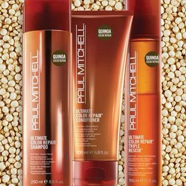 Paul Mitchell Ultimate Color Repair Products   Paul Mitchell Color-Woow! I got it!!!! <3 works miracles on my completely de-colored pink hair!!!
