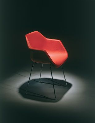 Hille - Robin Day Armchair. The Armchair was designed by Robin Day and was launched in 1967.
