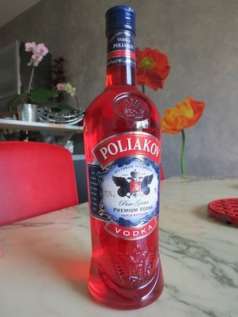 Vodka-Miam.fr - Recette de la vodka barbe à papa