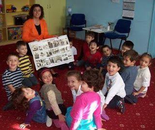 Şirin Kedi: ELD'li Çocukların Sosyal Gelişimi