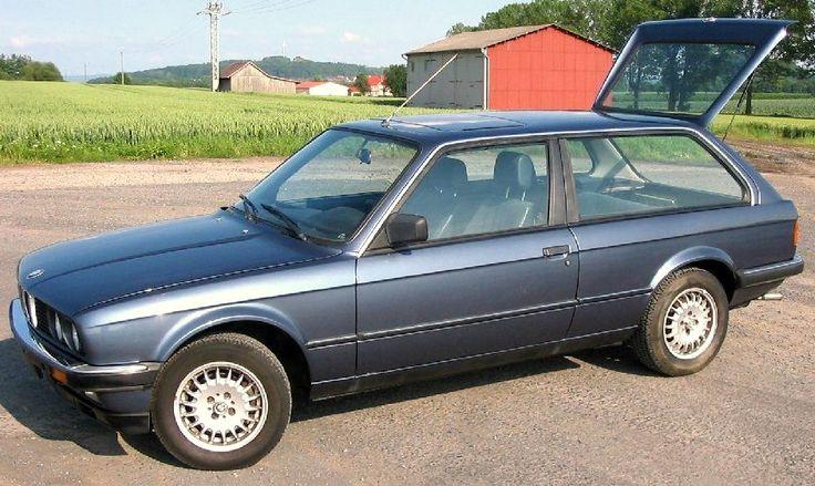 Luchjenbroers BMW E30 Touring