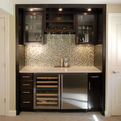 93 best Ideas for wet bar! images on Pinterest | Glass shelves ...