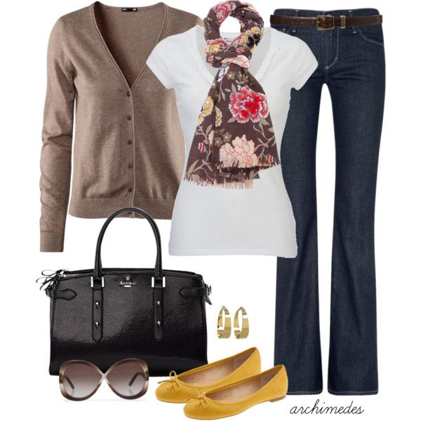 casual outfits for women | Fall Fashion Outfits 2012 | November 1st casual-dress-for-women-18 ...