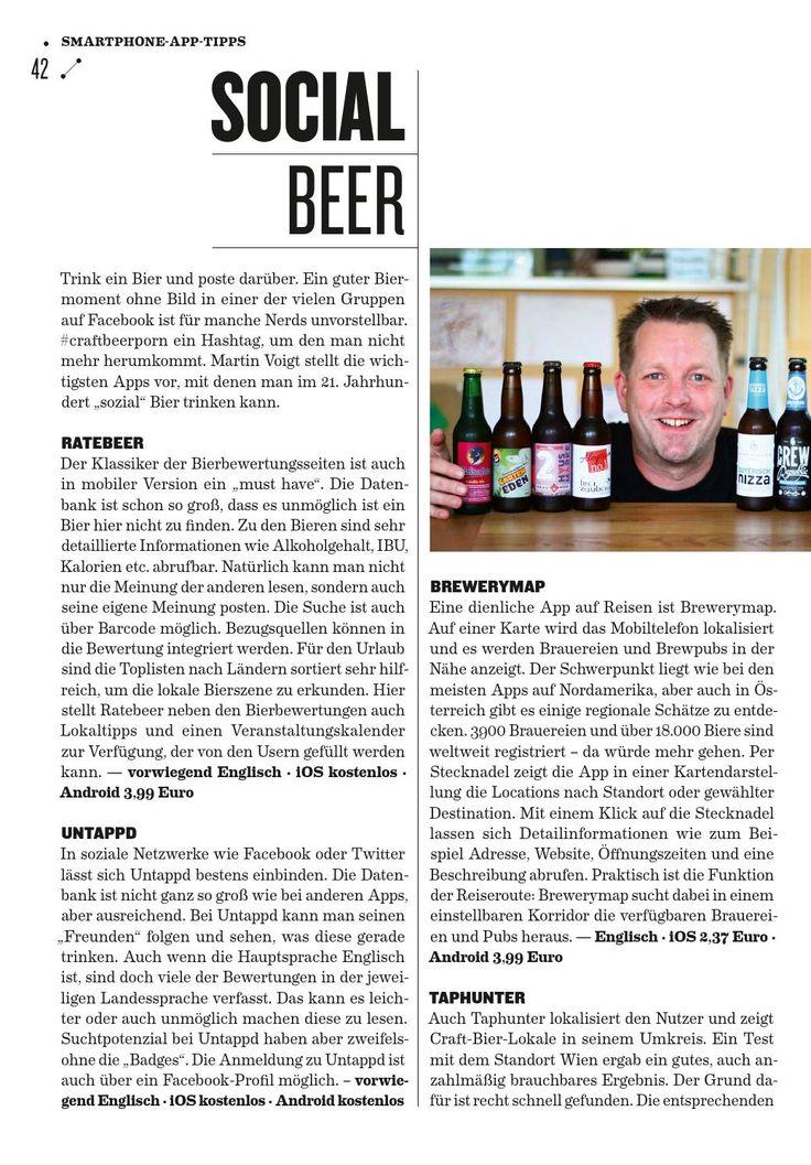 1515 Craft Bier Magazin #01 – Mai/Juni 2015 by Craft Bier Fest - issuu