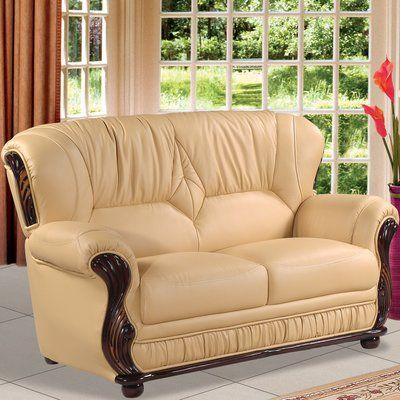 Meridian Furniture USA Mina Loveseat Upholstery: