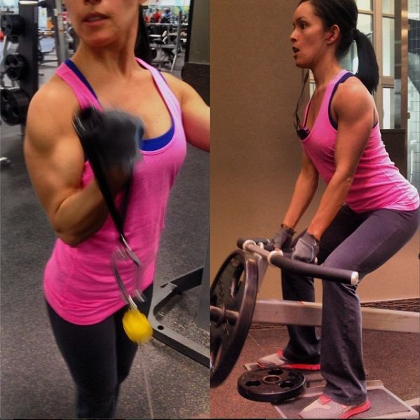 13 Best Back And Bicep Workouts Images On Pinterest Work