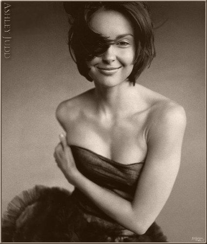Ashley Judd - l'album du fan-club