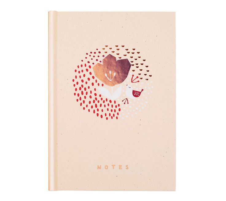 This beautiful journal is perfect for writing down all of your daily thoughts, dreams and ideas. Use it to reflect on the day just gone as well as plan for a better, brighter tomorrow.