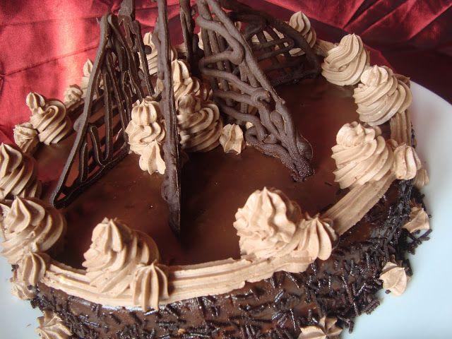 Tort Amandina - CAIETUL CU RETETE