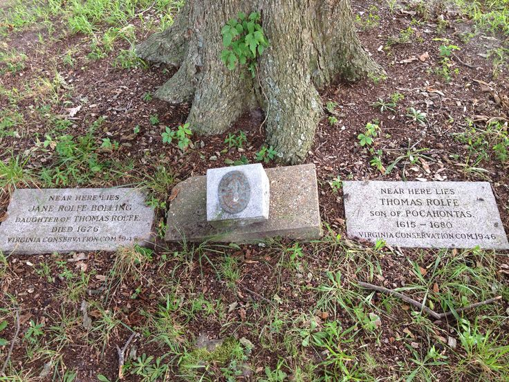 Jane Rolfe Bolling (1650 - 1676) - Find A Grave Photos