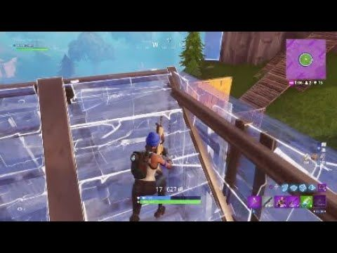 16 Kill Solo Win With Intense 1v1 Fortnite Battle Royale