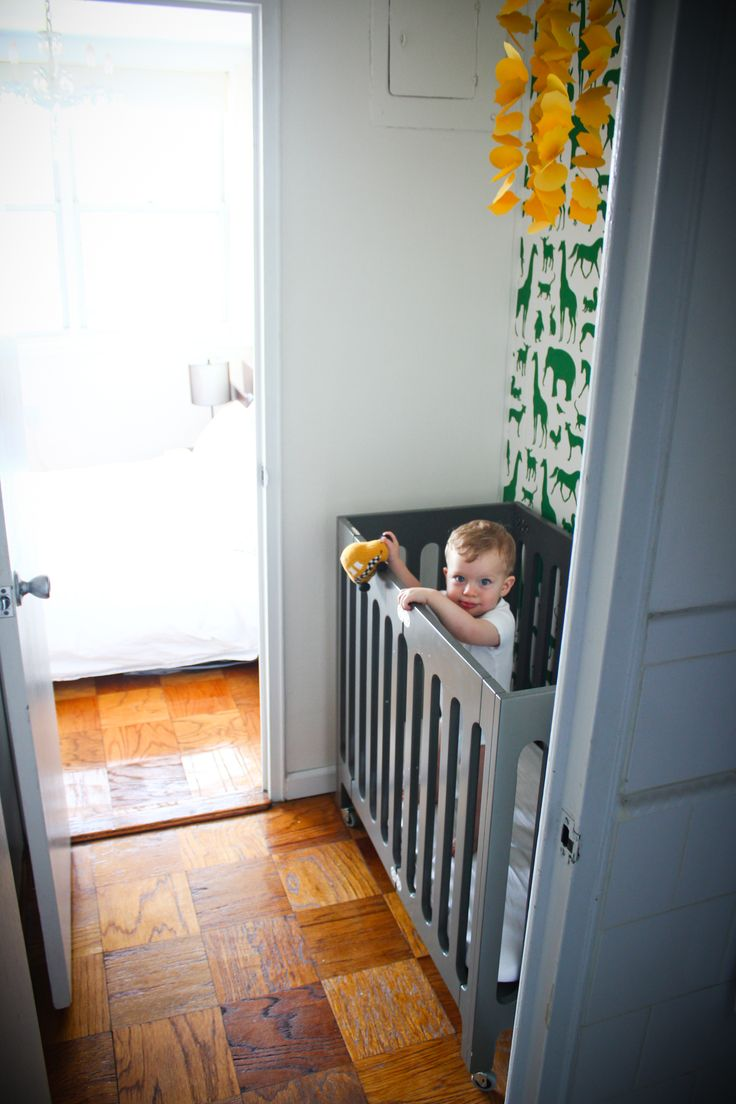 Baby In One Bedroom Apartment