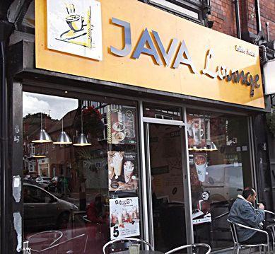 Meet the Business #2; Java Lounge. Moseley, Birmingham.