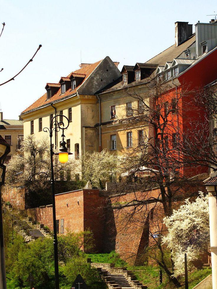 https://flic.kr/p/9AgAPu | Lublin old town