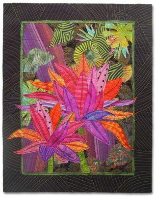 """High Ti, 20 x 25"""", by Ellen Lindner"""