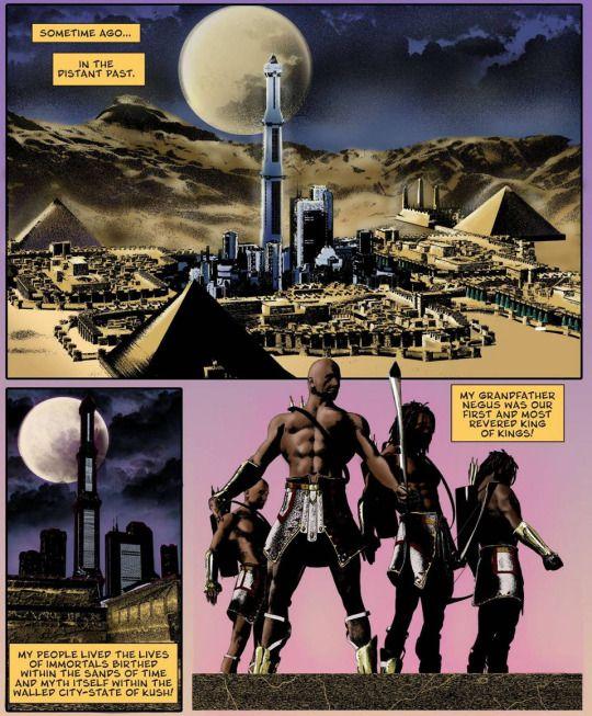 Black Star Line #1 (2016) // Advent Comics Story: Arthur Bellfield, Tony Kittrell, art: Austin Brooks, William Hodge Get the comics here[ Follow SuperheroesInColor on facebook / instagram / twitter /...
