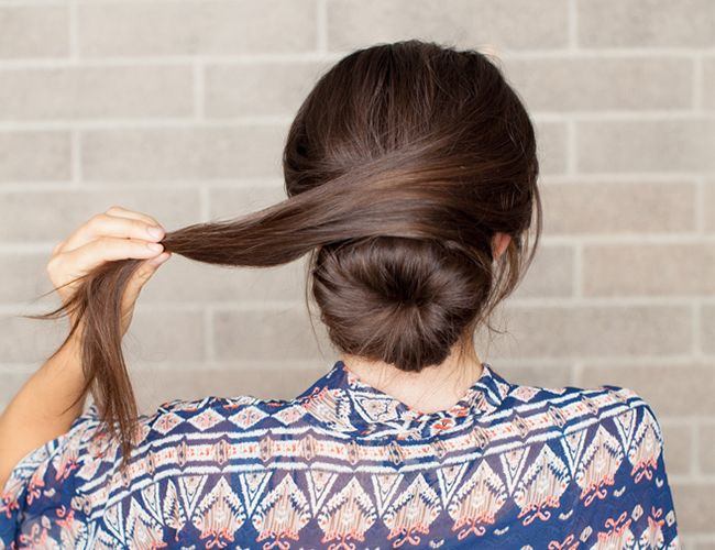 Sock Bun 2.0 - Inspired By This