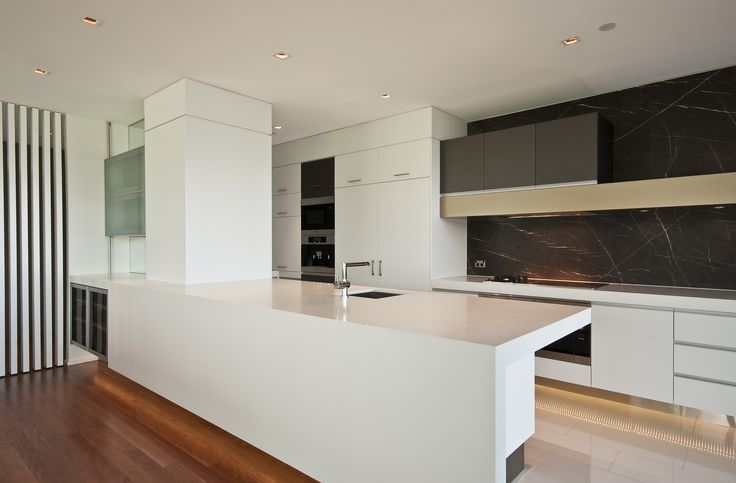 Penthouse Kitchen Joinery - Cairns