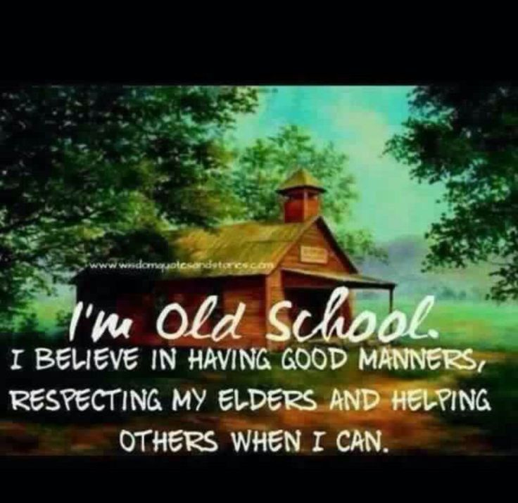 Old School Panties Quote: 17 Best Old School Quotes On Pinterest