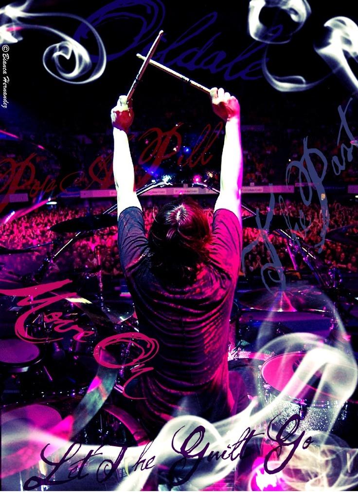 Ray Luzier - KoRn's Drummer