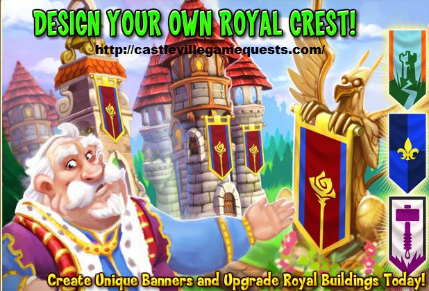 Castleville Game Heraldry Quests Guide