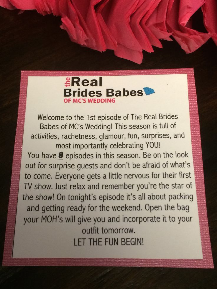 Bachelorette theme - Real Housewives! Make episode cards for the bachelorette on each festivity. Live like a Real House Wife for the day. Go on a  Hollywood tour, have dinner at one of Lisa Vanderpump's restaurant Sur or Pumo, get dressed up and drink cocktails all night long!