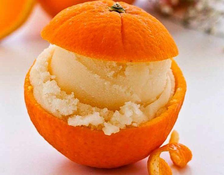 naranjas heladas Thermomix  Pinterest ;) | https://pinterest.com/cocinadosiempre/
