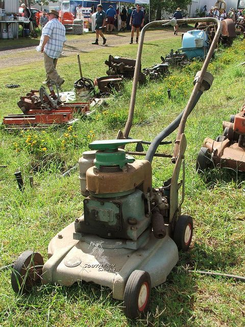 vintage southern turf