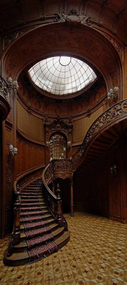 House of Scientists, Lviv, Ukraine. I want to see this as well !!