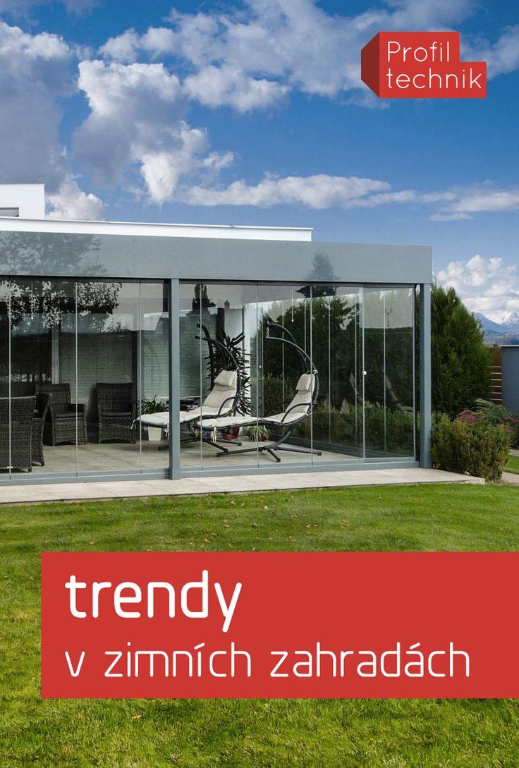 Přečtěte si, jaké tipy jsme pro vás vybrali z nejnovějších trendů v zastřešení a zimních zahradách!  (Design, architektura, trendy, zimní zahrada, zastřešení, článek)