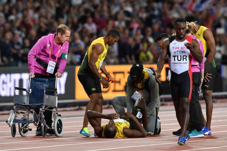 It was an incredible race from CJ Ujah, Adam Gemili, Daniel Talbot and Nethaneel Mitchell-Blake who looked in disbelief as they celebrated their victory.  Usain Bolt's final appearance on the track ended in bizarre scenes with the Jamaican sprinter pulling up on the anchoring leg of 4x100m final as Great Britain won gold.   But despite the disappointment of these World Championships he leaves the sport a legend.  Read more: http://metro.co.uk