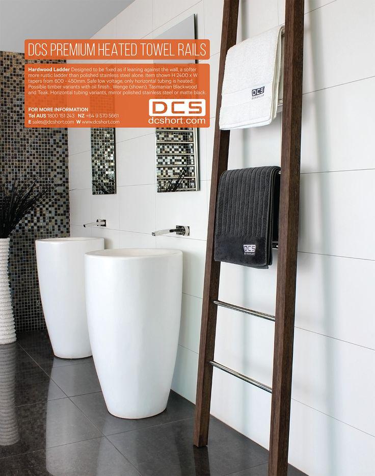 Grand Designs, Sep 2015 - DCS Heated Towel Rails.