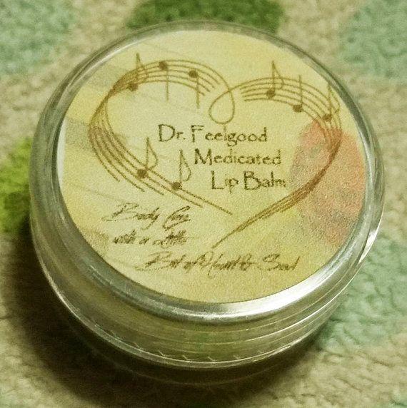 5 gram Dr. Feelgood Medicated Lip Balm