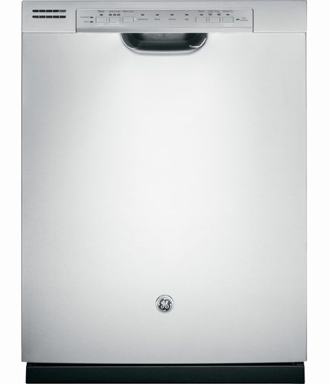 24-inch Built-in Tall Tub Dishwasher with Front Controls in Stainless Steel