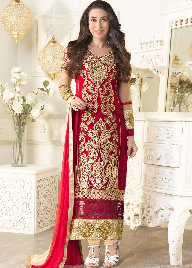 9 besten Indian Casual and Formal Salwar Suits Online - Manndola ...